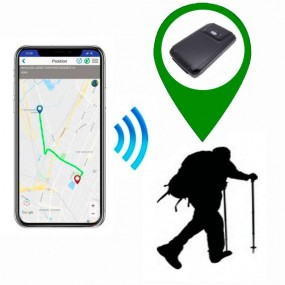 Lozalizador of People by a Mobile using GPS
