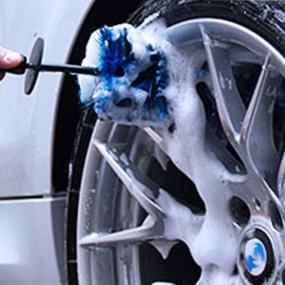Les produits de nettoyage des Pneus de voiture
