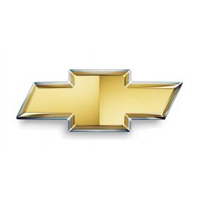 Tapis Chevrolet personnalisé