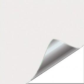 Autocollant en Vinyle Blanc Mat pour Voiture et Moto