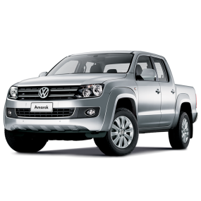 Mats as Volkswagen Amarok Velour and Rubber