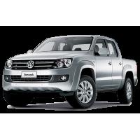 Alfombrillas a medida Volkswagen Amarok Velour y Goma