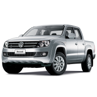 Tapetes à medida Volkswagen Amarok Terciopelo e Borracha