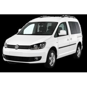 Tappetini Volkswagen Caddy Velour e Gomma