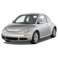 Fußmatten nach maß Volkswagen New Beetle Velour und Gummi