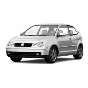 Mats as Volkswagen Polo III Velour and Rubber