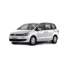 Mats as Volkswagen Sharan Velour and Rubber