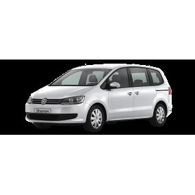 Tappetini Volkswagen Sharan Velour e Gomma