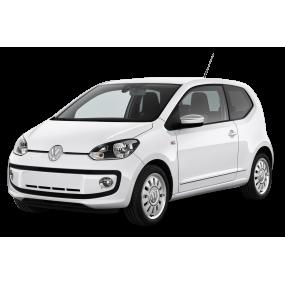 Tappetini Volkswagen Up Velour e Gomma