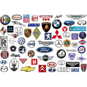 Mats Universal Fabric and Rubber for Car