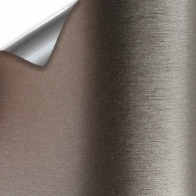 Aufkleber Vinyl-Titan Gebürstet für Auto und Motorrad