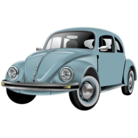 Shop Floor Mats Volkswagen Beetle