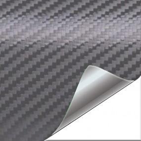 Adesivo in Vinile Carbonio TITANIO per Auto e Moto - 20%