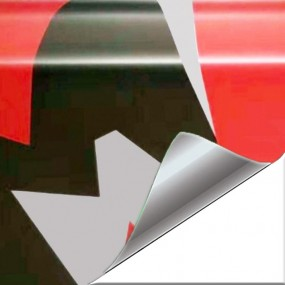 Sticker Vinyl Camouflage Arctic for Car and Bike