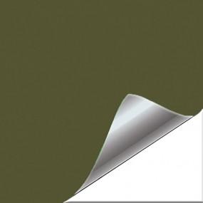 Adesivo in Vinile Verde Militare per Auto e Moto