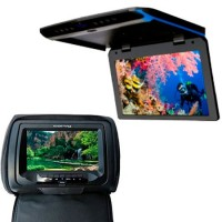 Monitors and screens to install in the car - KIPUS