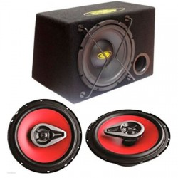 Speakers Car