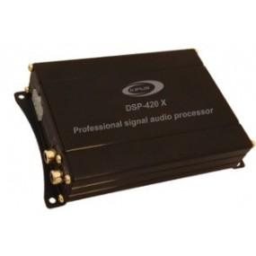 Prozessoren und aktive filter, um den Klang ihrer auto