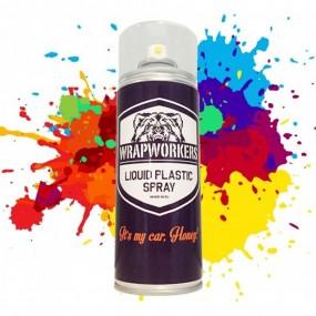 Vinilo en Spray WrapWorkers®. Vinilo Líquido Coche