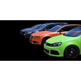 Workshop: la Pittura pneumatici per auto e vinile liquido