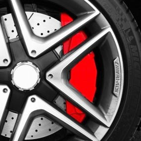 Painting Caloric for brake calipers