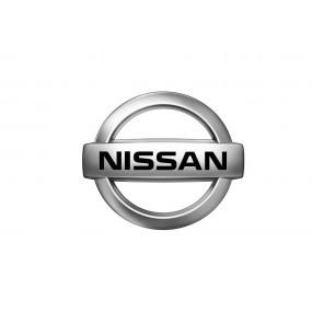Luz matrícula diodo EMISSOR de luz Nissan, a marca Zesfor®