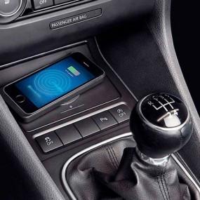 Chargeur sans fil mobile de voiture ZesfOr®