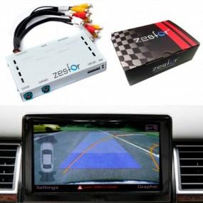 L'interfaccia della fotocamera parcheggio multimediale - ZesfOr