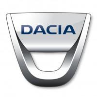 Browser-Bildschirm Dacia - Corvy®