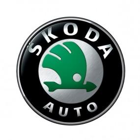 Pedal Skoda: gas, bremse, kupplung und fußstütze