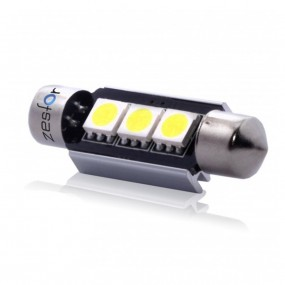 Led C5W / Festoon car 36 and 39 mm