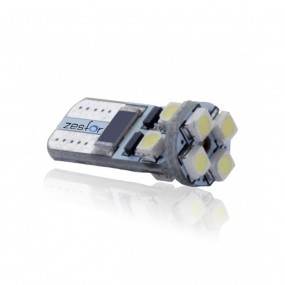 LED W5W. Led T10 CanBus per auto marca Zesfor®