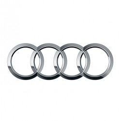 Luz matricula LED Audi