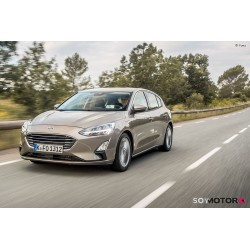 Accessories Ford Focus MK4 Sedan (2018 - present)