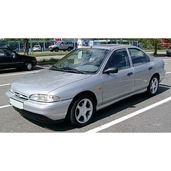 Accessories Ford Mondeo MK1 (1992 - 1996) 5-door