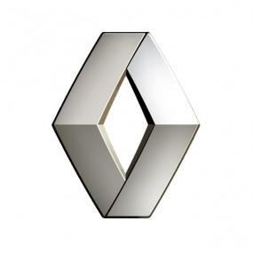 Luz matrícula diodo EMISSOR de luz Renault da marca Zesfor®