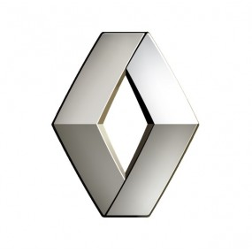 Luz matrícula LED Renault de la marca Zesfor®