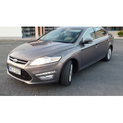 Accessories Ford Mondeo MK4 (2007 - 2013) 5-door