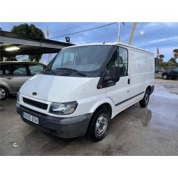 Accessories Ford Transit (2000-2006)