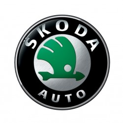 Luz matricula LED Skoda