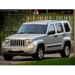 Accessories Jeep Cherokee KK (2008 - 2013)