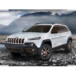 Accessories Jeep Cherokee KL (2014 - present)