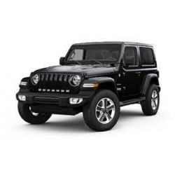 Jeep accessories Wrangler (2018 - present)