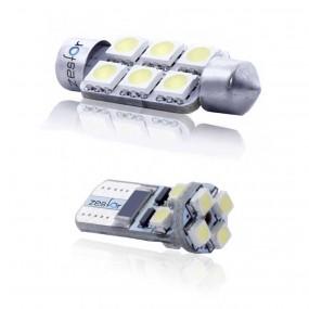 Luzes De Led Para Carros. Lâmpadas Led Carro