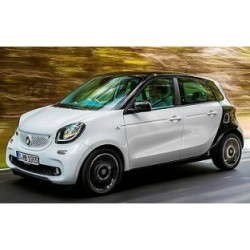 Accessories Smart Forfour W453 (2014 - present) 4 Squares