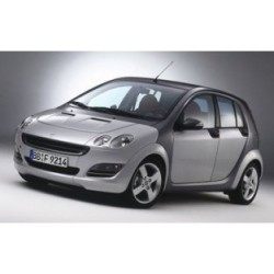 Accessories Smart Forfour W454 (2004 - 2006) 4 Squares