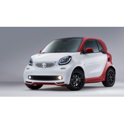 Accessories Smart Fortwo A453 (2015 - present) 2 Seater