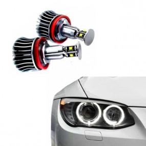 Occhi di angel a LED per BMW. Gli Occhi Di Angelo