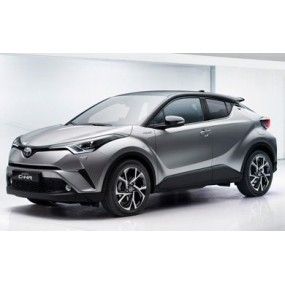 Accessories Toyota C-HR (2017 - 2020)
