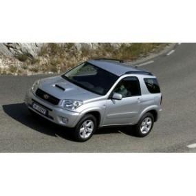 Accessories Toyota RAV4, 3 doors (2000 - 2003)